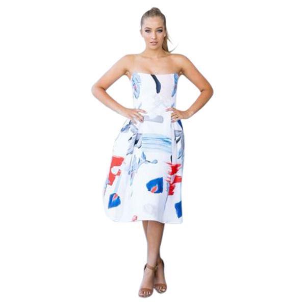 ab8661e15e24 Nicholas - Iris Floral Ball Dress | All The Dresses