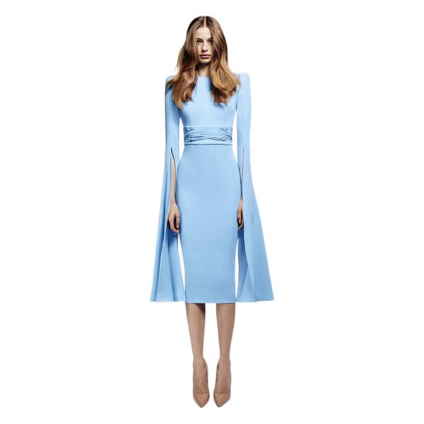 Alex Perry Wedding Gowns: Alex Perry - Chloe Dress – Blue