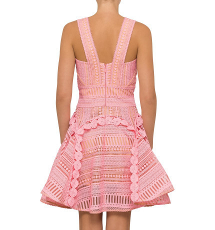 Thurley Halley S Comet Dress Pink All The Dresses