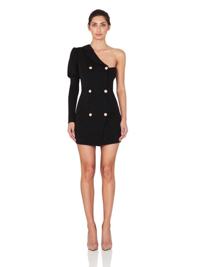 Misha Collection Jelena Blazer Dress All The Dresses