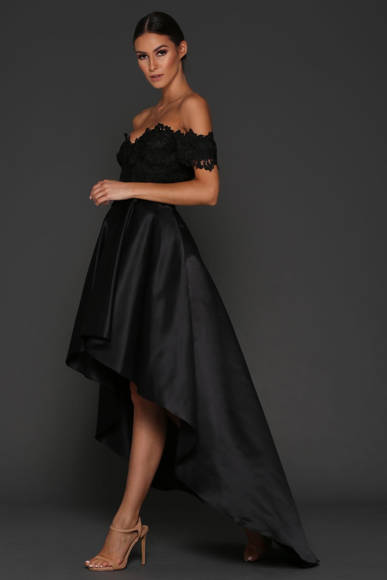f2000928a8b Elle Zeitoune Rosie Dress Black