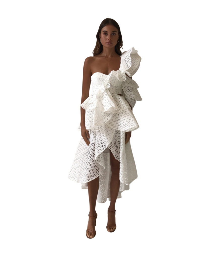 Thurley Marion Ruffle Dress All The Dresses