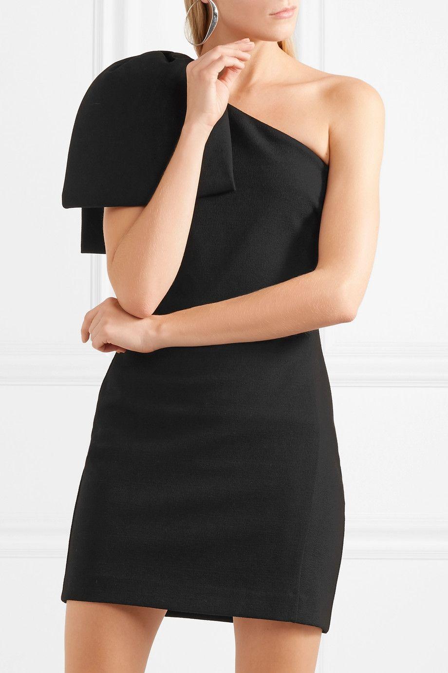 1caf977f3936 Rebecca Vallance Hamptons Bow Mini Dress - Get Dressed Hire