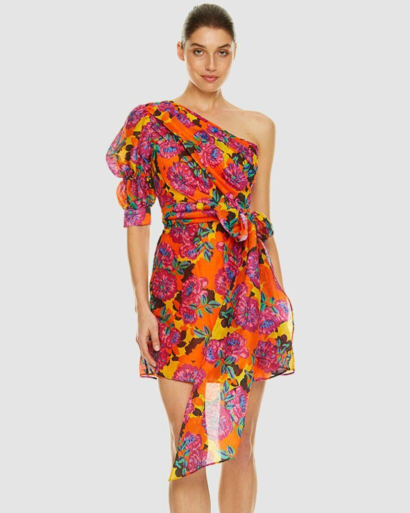 74d7f1678f68 Talulah - Blossom Mini dress | All The Dresses